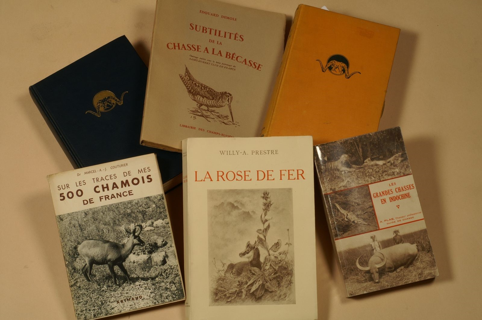 Librairie & DVD chasse